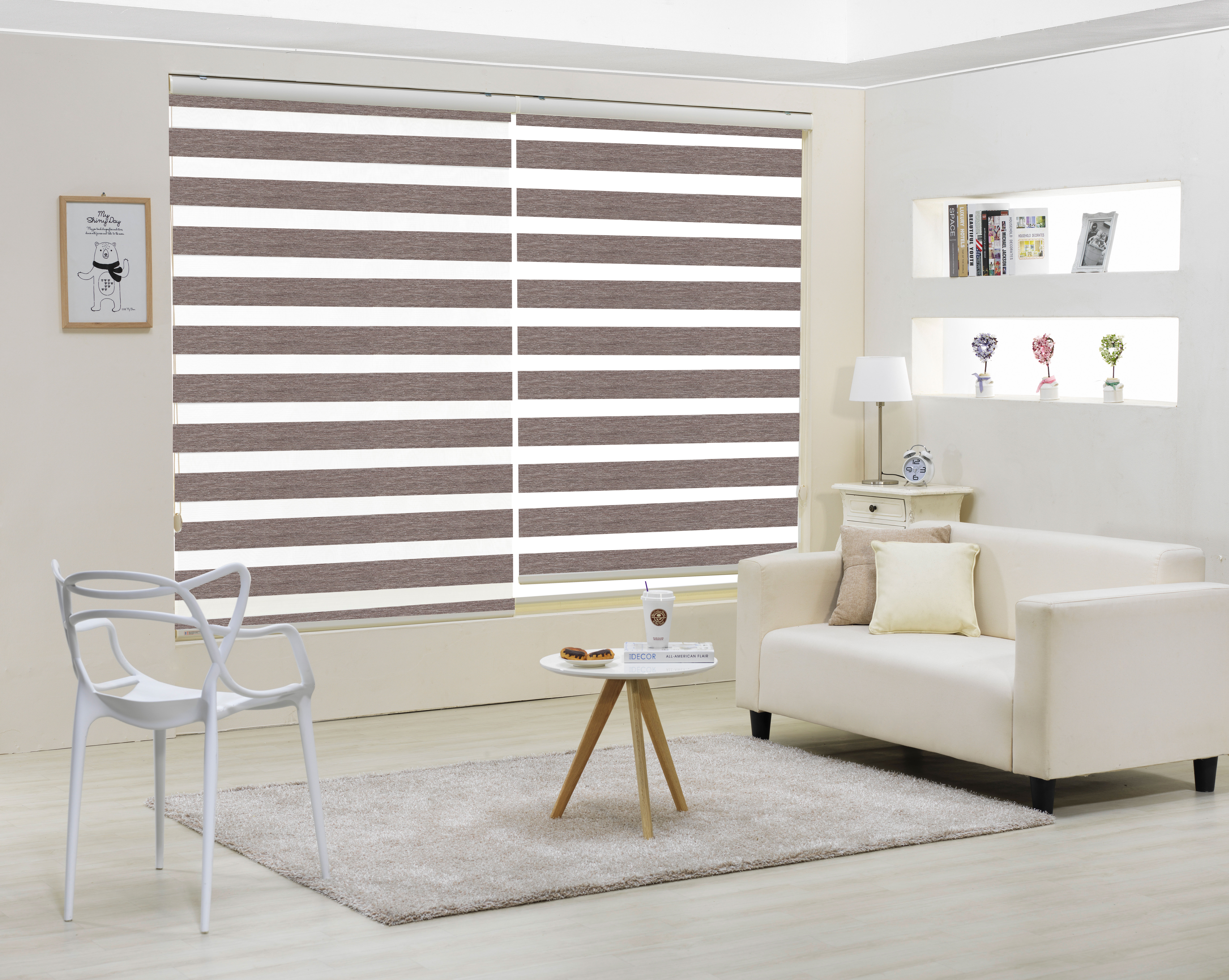 olivine blind korea blinds daekyeong triple combi blind